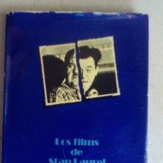 Libros de segunda mano: LOS FILMS DE STAN LAUREL Y OLIVER HARDY. WILLIAN K. EVERSON. Lote 175895080