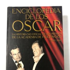 Libros de segunda mano: ENCICLOPEDIA DE LOS OSCAR. LUIS MIGUEL CARMONA. T&B. MADRID, 2006. PAGS: 711. Lote 176173929