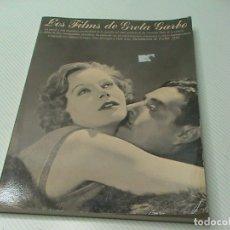 Libros de segunda mano: LOS FILMS DE GRETA GARBO . Lote 176146929