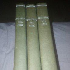 Libros de segunda mano: HISTORIA ILUSTRADA DEL CINE,RENÉ JEANNE Y CHARLES FORD,EDITORIAL ALIANZA 1979,CINE. Lote 176281818