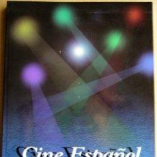 Libros de segunda mano: CINE ESPAÑOL 1994 - LIBRO - DESCATALOGADO. Lote 176405783