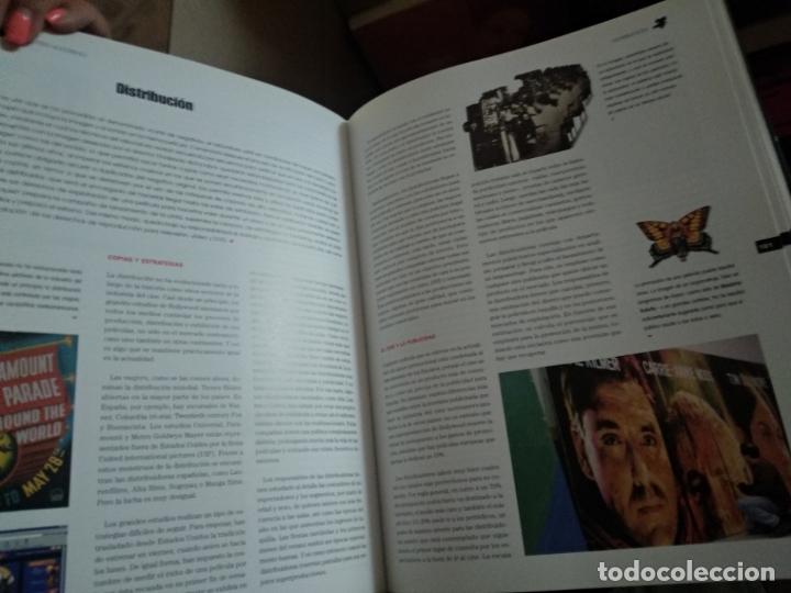 Libros de segunda mano: EL CINE,LAROUSSE,PELICULAS,ACTORES ,DIRECTORES,HISTORIA - Foto 2 - 176421460