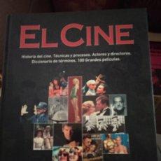 Libros de segunda mano: EL CINE,LAROUSSE,PELICULAS,ACTORES ,DIRECTORES,HISTORIA. Lote 176421460