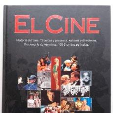 Libros de segunda mano: EL CINE. HISTORIA DEL CINE, TÉCNICAS Y PROCESOS, ACTORES, DIRECTORES Y DICCIONARIO - ED. LAROUSSE . Lote 176484245