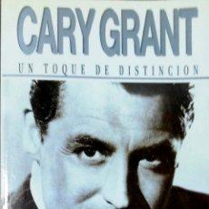 Libros de segunda mano: UN TOQUE DE DISTINCION. CARY GRANT. ULTRAMAR. 1ª EDICION. 1988.. Lote 176631347