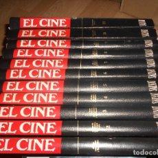 Livros em segunda mão: EL CINE ENCICLOPEDIA SALVAT DEL 7º ARTE - 11 TOMOS / COMPLETA / 2 ULTIMOS TOMOS SIN ENCUADERNAR. Lote 176689357