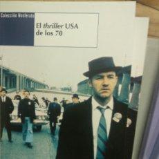 Libros de segunda mano: COLECCIÓN NOSFERATU 5. EL THRILLER USA DE LOS 70 (CASAS / HURTADO / LOSILLA) NOSFERATU, 2009. Lote 176923407
