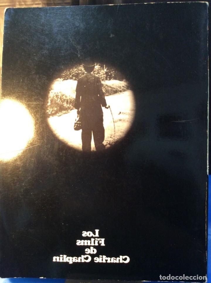 Libros de segunda mano: LOS FILMS DE CHARLIE CHAPLIM - AÑO 1975 - (VER FOTOS) - Foto 3 - 177040883