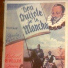 Libros de segunda mano: MIGUEL DE CERVANTES - DON QUIJOTE DE LA MANCHA. Lote 177289433