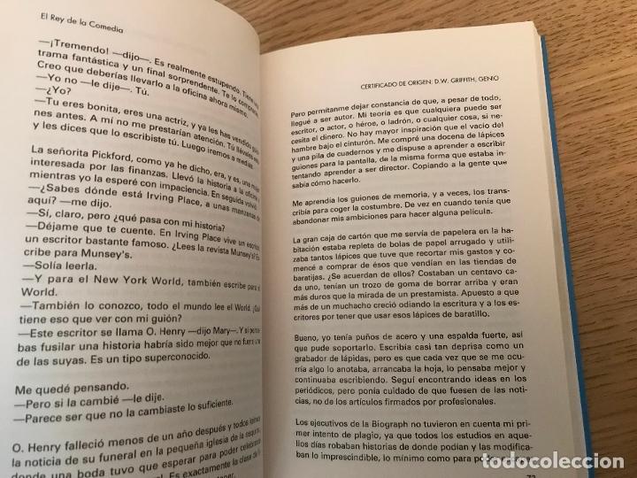 Libros de segunda mano: MACK SENNETT - EL REY DE LA COMEDIA CONTADO POR CAMERON SHIPP - Foto 2 - 177371995