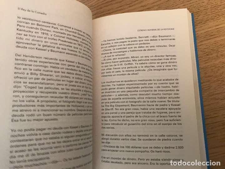 Libros de segunda mano: MACK SENNETT - EL REY DE LA COMEDIA CONTADO POR CAMERON SHIPP - Foto 3 - 177371995