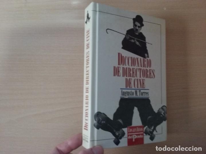 DICCIONARIO DE DIRECTORES DE CINE - AUGUSTO M. TORRES (EDICIONES DEL PRADO) (Libros de Segunda Mano - Bellas artes, ocio y coleccionismo - Cine)