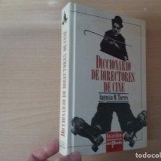 Libros de segunda mano: DICCIONARIO DE DIRECTORES DE CINE - AUGUSTO M. TORRES (EDICIONES DEL PRADO). Lote 177488144