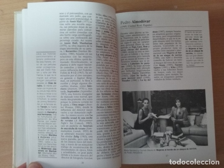 Libros de segunda mano: DICCIONARIO DE DIRECTORES DE CINE - AUGUSTO M. TORRES (EDICIONES DEL PRADO) - Foto 7 - 177488144