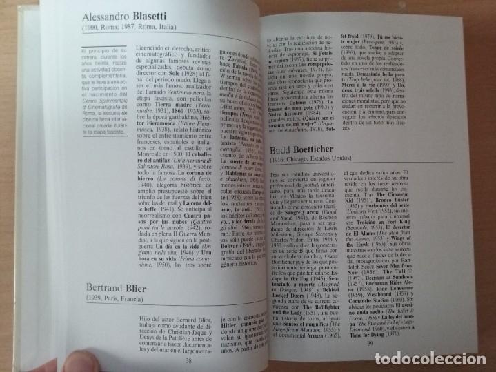 Libros de segunda mano: DICCIONARIO DE DIRECTORES DE CINE - AUGUSTO M. TORRES (EDICIONES DEL PRADO) - Foto 8 - 177488144