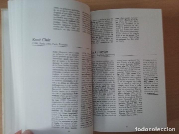 Libros de segunda mano: DICCIONARIO DE DIRECTORES DE CINE - AUGUSTO M. TORRES (EDICIONES DEL PRADO) - Foto 9 - 177488144