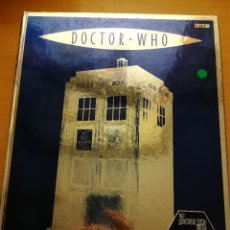 Livres d'occasion: DOCTOR WHO. THE DOCTOR WHO FILES. COLLECTOR'S EDITION. INCLUDES PREVIOUSLY UNPUBLISHED CONTENT (BBC). Lote 177664800