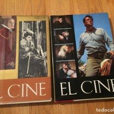 Libros de segunda mano: EL CINE, DESDE LUMIERE HASTA EL CINERAMA 2 TOMOS ARGOS. Lote 177688427