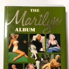 Libros de segunda mano: THE MARILYN ALBUM. NICKI GILES. GRANGE. BISON BOOKS. HONG KONG, 1991. PAGS: 303. Lote 177862865