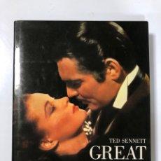 Libros de segunda mano: GREAT HOLLYWOOD MOVIES. TED SENNETT. NEW YORK, 1993. PAGS: 302.. Lote 177864528