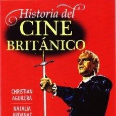 Libros de segunda mano: HISTORIA DEL CINE BRITANICO. VV.AA. CN-241. Lote 177947598