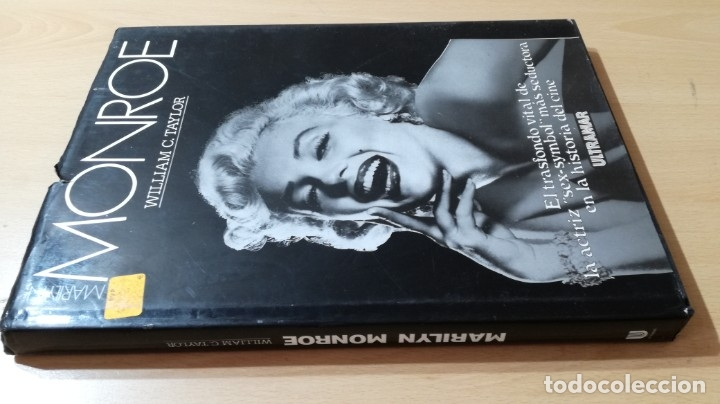 Libros de segunda mano: MARILYN MONROE - WILLIAM C TAYLOR - ULTRAMAR - Foto 1 - 177977862