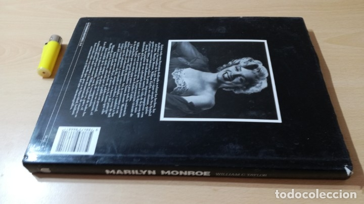Libros de segunda mano: MARILYN MONROE - WILLIAM C TAYLOR - ULTRAMAR - Foto 4 - 177977862