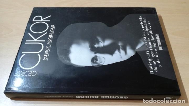 GEORGE CUKOR - PATRICK MCGUILLIGAN - BIOGRAFIA ARTISTICA PRIVADA DIRECTOR (Libros de Segunda Mano - Bellas artes, ocio y coleccionismo - Cine)