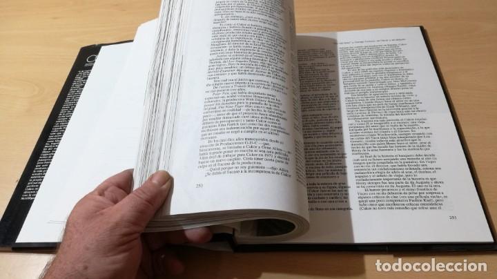 Libros de segunda mano: GEORGE CUKOR - PATRICK MCGUILLIGAN - BIOGRAFIA ARTISTICA PRIVADA DIRECTOR - Foto 17 - 177977998