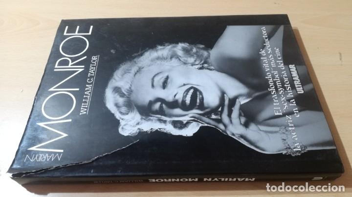 MARILYN MONROE - WILLIAM C TAYLOR - ULTRAMAR (Libros de Segunda Mano - Bellas artes, ocio y coleccionismo - Cine)