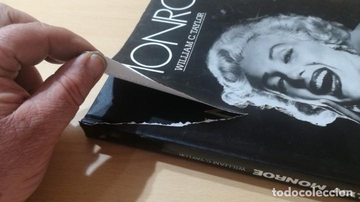 Libros de segunda mano: MARILYN MONROE - WILLIAM C TAYLOR - ULTRAMAR - Foto 3 - 177978207