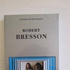 Libros de segunda mano: ROBERT BRESSON CÁTEDRA SIGNO E IMAGEN. Lote 178267671