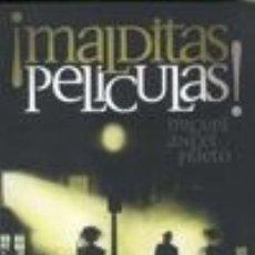 Libros de segunda mano: MALDITAS PELÍCULAS LIBRO CINE TERROR NUEVO. Lote 178397930