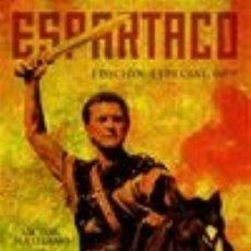 Libros de segunda mano: ESPARTACO EDICION ESPECIAL 50TH. Lote 178557568