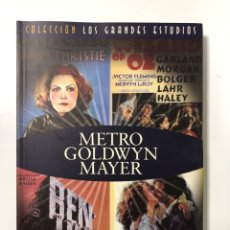Libros de segunda mano: METRO GOLDWYN MAYER. JAIME WILLIS. T&B EDITORES. MADRID, 2006. PAGS: 302. Lote 178818682
