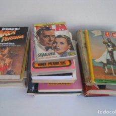 Libros de segunda mano: LOTE LIBROS RELACIONADOS CON EL CINE FOTOS DE TODOS. Lote 178896485