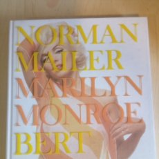 Libros de segunda mano: MARILYN MONROE. NORMAN MAILER/BERT STERN. TASCHEN.. Lote 179031931