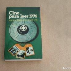 Libros de segunda mano: CINE PARA LEER 1976, EDICIONES MENSAJERO. Lote 179073397