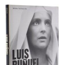 Libros de segunda mano: LUIS BUÑUEL. QUIMERA 1900-1983. FILMOGRAFÍA COMPLETA - KROHN, BILL / DUNCAN, PAUL (ED.). Lote 179127160