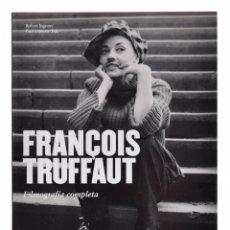 Libros de segunda mano: FRANÇOIS TRUFFAUT, CINEASTA. FILMOGRAFÍA COMPLETA (1932-1984) - INGRAM, ROBERT / DUNCAN, PAUL (ED.). Lote 179127167