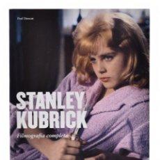 Libros de segunda mano: STANLEY KUBRICK: EL POETA DE LA IMAGEN, 1928-1999. FILMOGRAFÍA COMPLETA - DUNCAN, PAUL. Lote 179127181