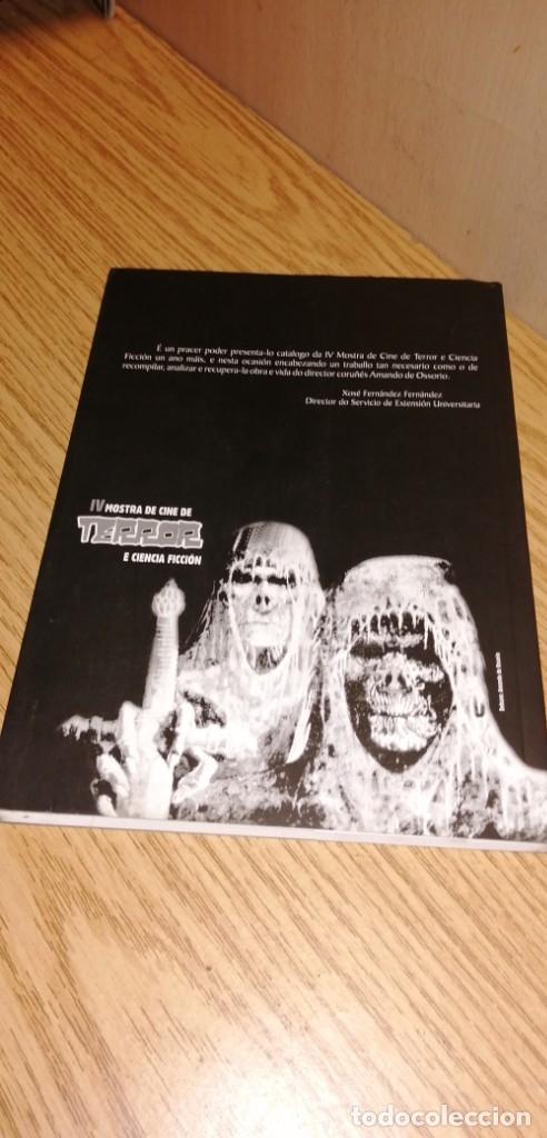 Libros de segunda mano: AMANDO DE OSSORIO: UN GALEGO FANTÁSTICO - Foto 2 - 179129260