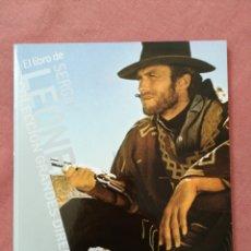 Libros de segunda mano: SERGIO LEONE - COLECCIÓN GRANDES DIRECTORES - CAHIERS DU CINEMA NUM. 22 - JEAN BAPTISTE THORET. Lote 179101358