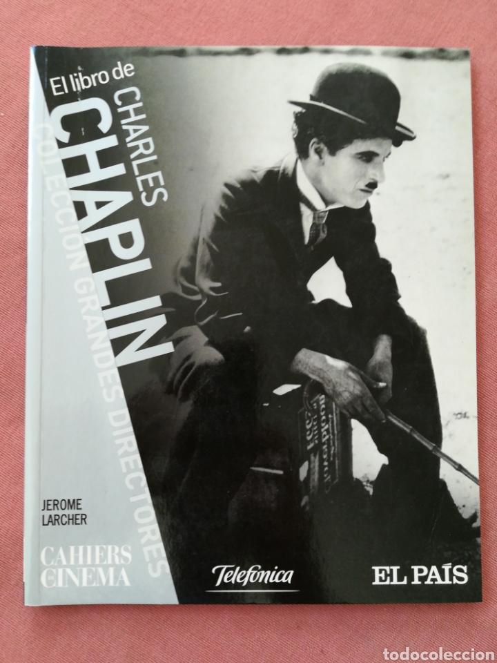 CHARLES CHAPLIN - COLECCIÓN GRANDES DIRECTORES - CAHIERS DU CINEMA NUM. 24 - JEROME LARCHER (Libros de Segunda Mano - Bellas artes, ocio y coleccionismo - Cine)