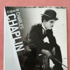 Libros de segunda mano: CHARLES CHAPLIN - COLECCIÓN GRANDES DIRECTORES - CAHIERS DU CINEMA NUM. 24 - JEROME LARCHER. Lote 179101525