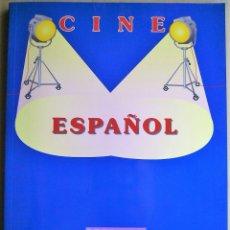 Libros de segunda mano: CINE ESPAÑOL 1993 - LIBR0 - DESCATALOGADO. Lote 179203432