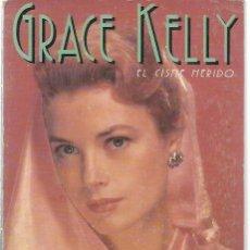 Libros de segunda mano: GRACE KELLY. EL CISNE HERIDO, POR LUIS GASCA. (ED. LA MÁSCARA, BIOGRAFÍAS DE CINE, 1994). Lote 179398836