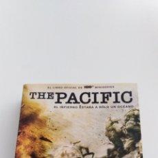 Libros de segunda mano: THE PACIFIC, LIBRO. Lote 179399420