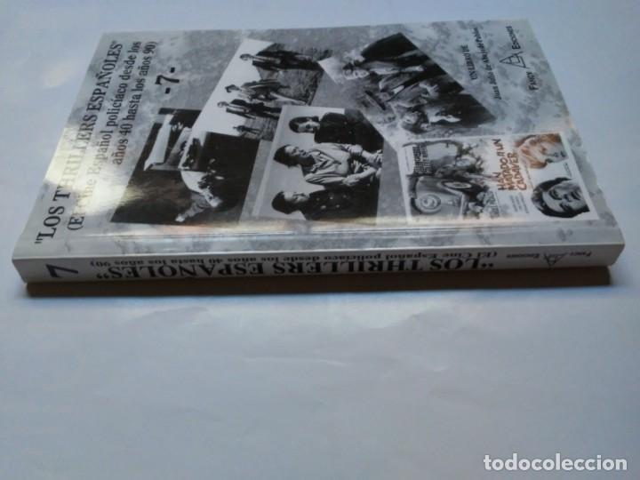 Libros de segunda mano: Los Thrillers Españoles 7 Juan Julio de Abajo de Pablos Fancy Ediciones - Foto 3 - 179548515