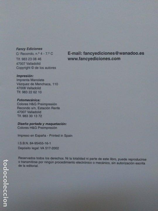 Libros de segunda mano: Los Thrillers Españoles 7 Juan Julio de Abajo de Pablos Fancy Ediciones - Foto 5 - 179548515